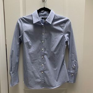 NWT | BANANA REPUBLIC | Tailored Fit Petite Shirt